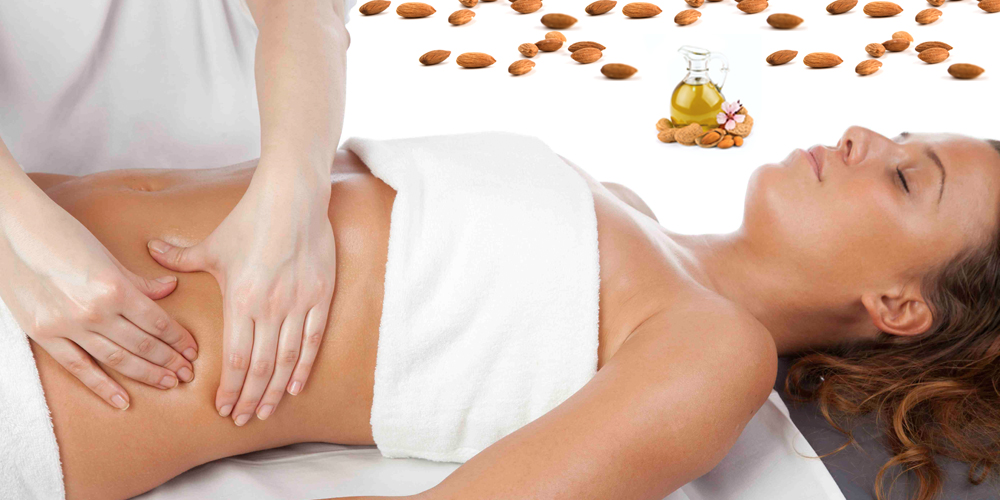 Get a Thin Stomatch with Almond Oil - Lets Discuss Online