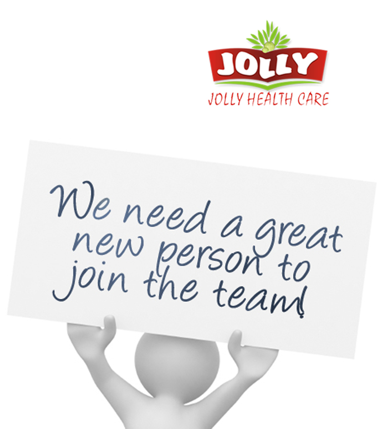 Jobs Available at Jolly Health Care