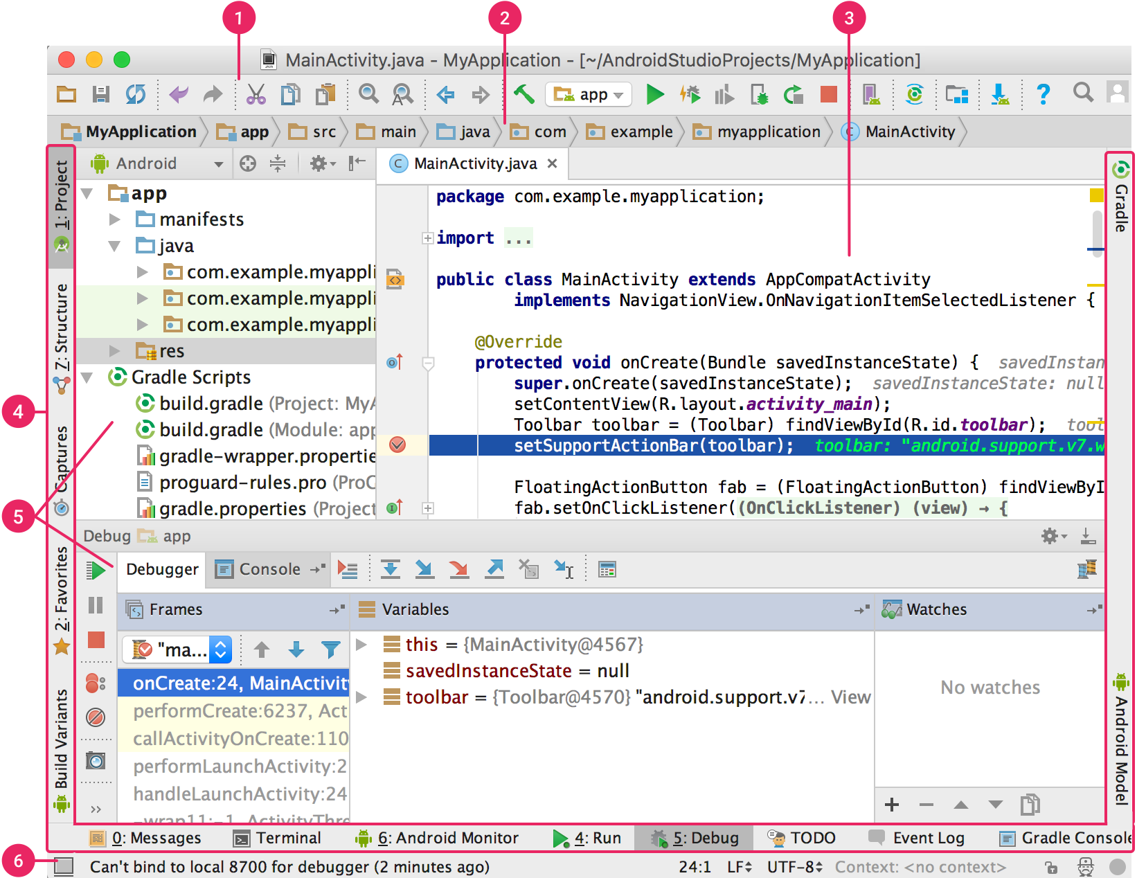 Android Studio : Best IDE for Android Apps Development
