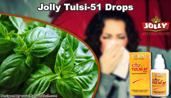 How Tulsi Fight Against Several Diseases