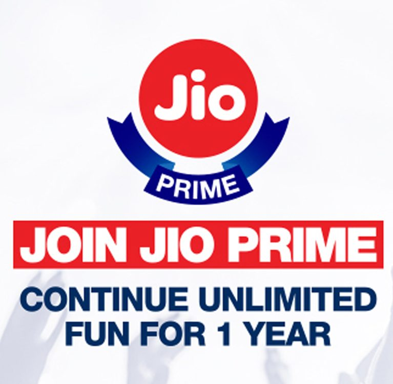 Jio Prime Membership, Registration, Plans and Offer