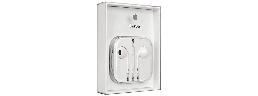 Apple MD827ZM/B Ear Pods
