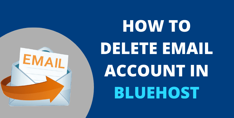 reset email account in bluehost